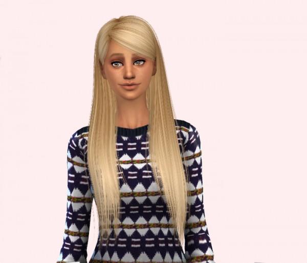Delirium Sims: Alesso's Alexis hair retexture