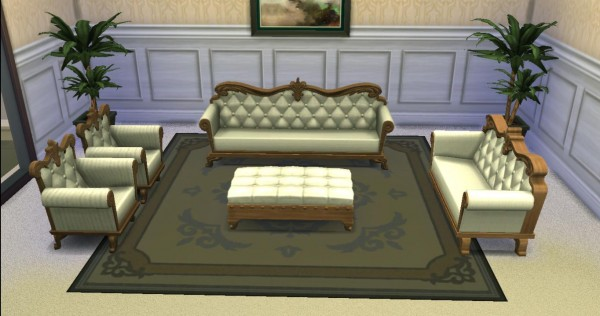 Mod The Sims: Creamson Living by AdonisPluto