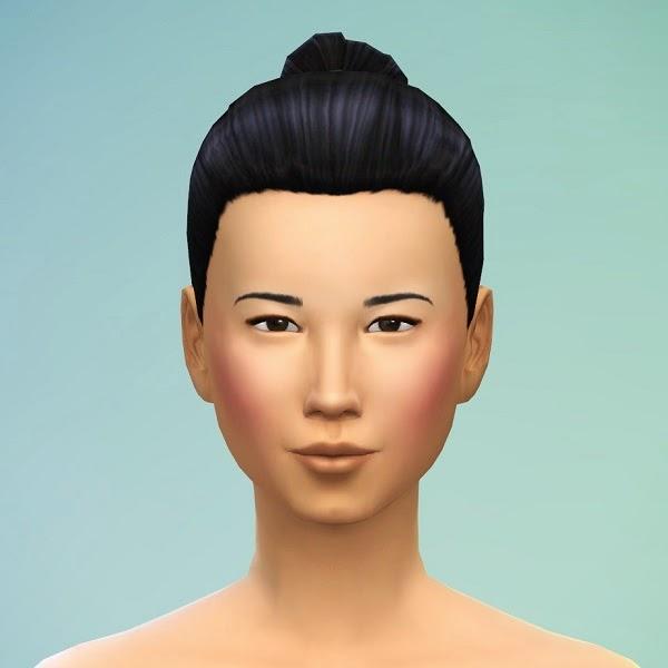 19 Sims 4 Blog: Blush set 1