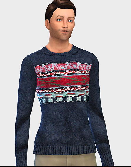 Ecoast: Sweater for boys