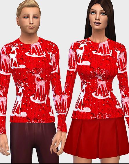 Ecoast: Christmas sweater