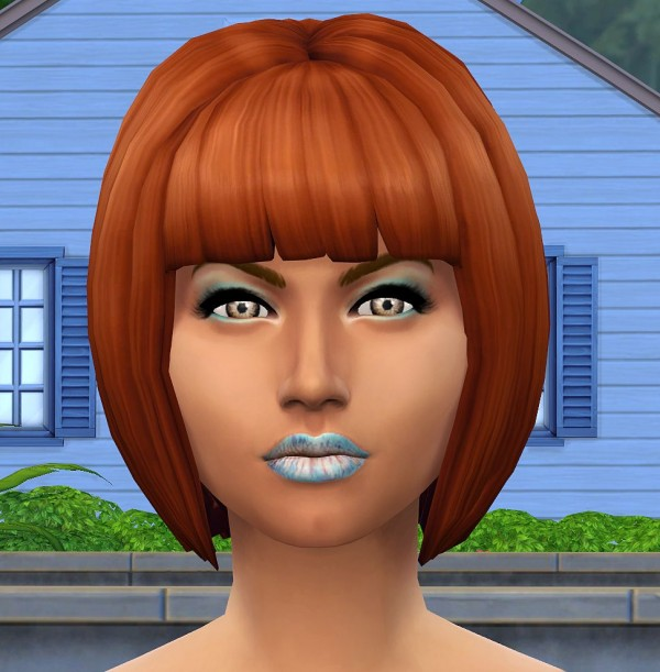 Mod The Sims: Spectacular Lipstick   set 1 by malicieuse75