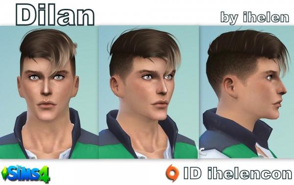 Ihelen Sims: Dilan by ihelen