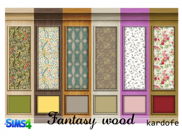 The Sims Resource: Fantasy woods by Kardofe
