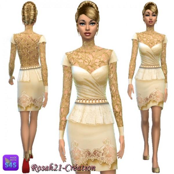 Les contes d helena: Dress by Rosah21