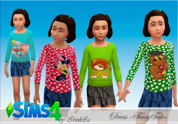 Irinka: Dress FairyTale