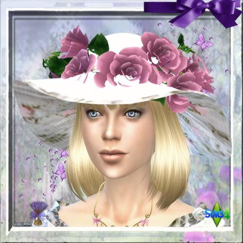 Les Sims 4 Passion: Nicole DU SUD