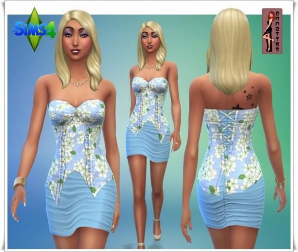 Annett`s Sims 4 Welt: Luisa dress