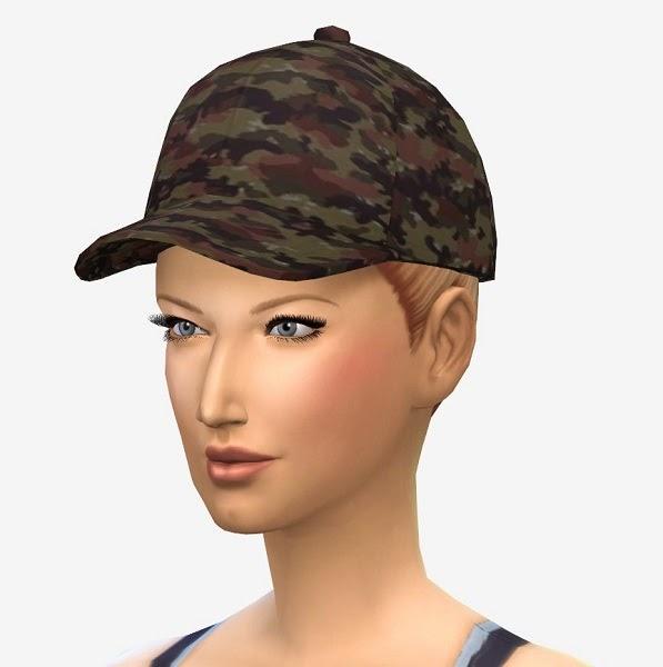 19 Sims 4 Blog: Basecaps & Leggings