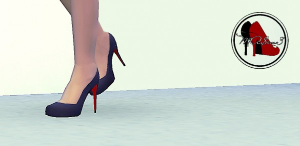 MA$ims 3: Classic 14mm Suede Stiletto Pumps
