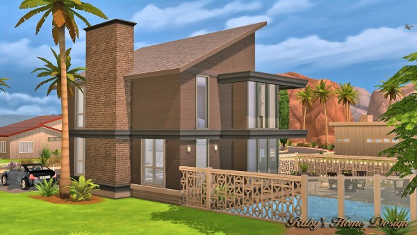 Ruby`s Home Design: Modern Industrial home
