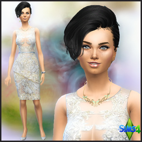 Les Sims 4 Passion: Lady Diana HASBURG