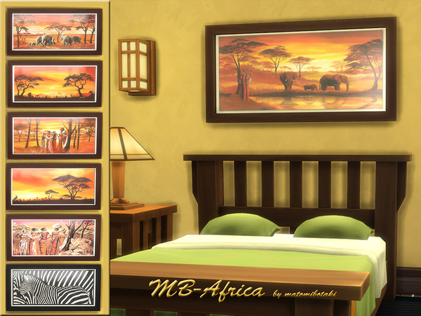 The Sims Resource: Africa pictures by matomibotaki