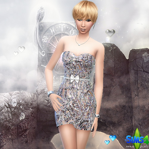 Les Sims 4 Passion: Alicia BAINS
