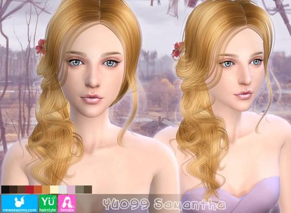 NewSea: YU 099 Samantha