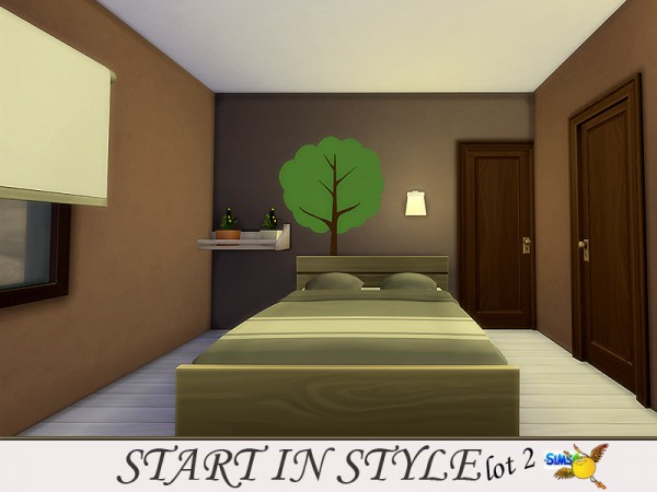 The Sims Resource: Start in Style lot 2 by evi
