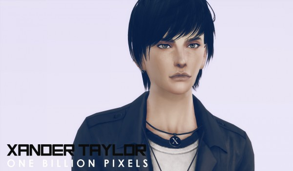 One Billion Pixels: Xander Taylor V2