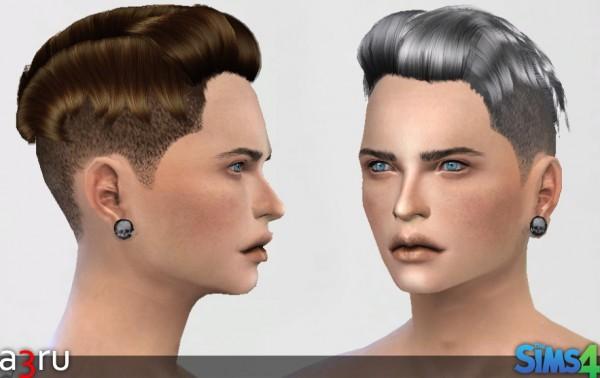 A3RU: Ethan Hair