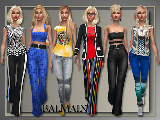 All About Style: Balmain Spring 2015