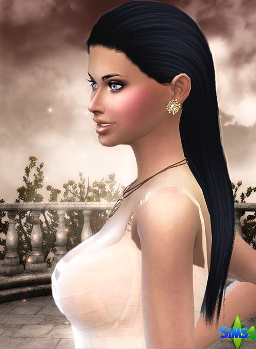Les Sims 4 Passion: Lisa Marie MARTINE