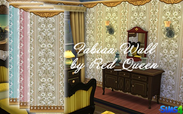 Ihelen Sims: Fabian Wall by Red Queen