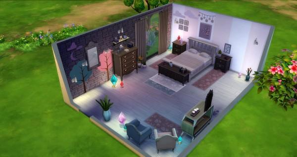 Studio Sims Creation: Comfort Bedroom