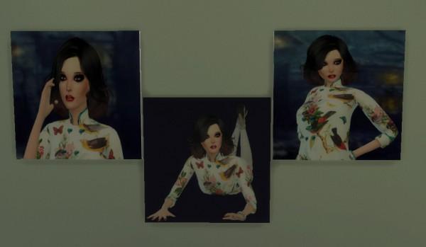 Amberlyn Designs Sims: A few selfies