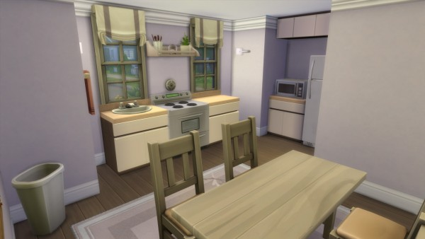 Totally Sims: Nightingale Cottage