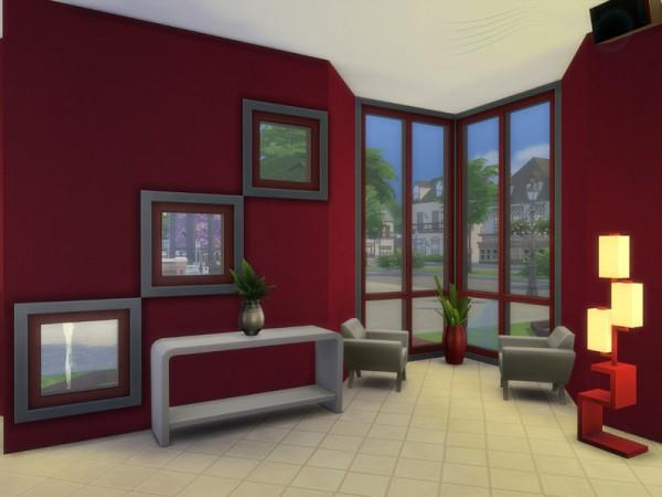The Sims Resource: Crimson Dance Nightclub by Ineliz