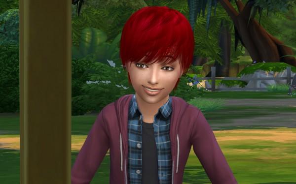 Ihelen Sims: Matthew by ihelen