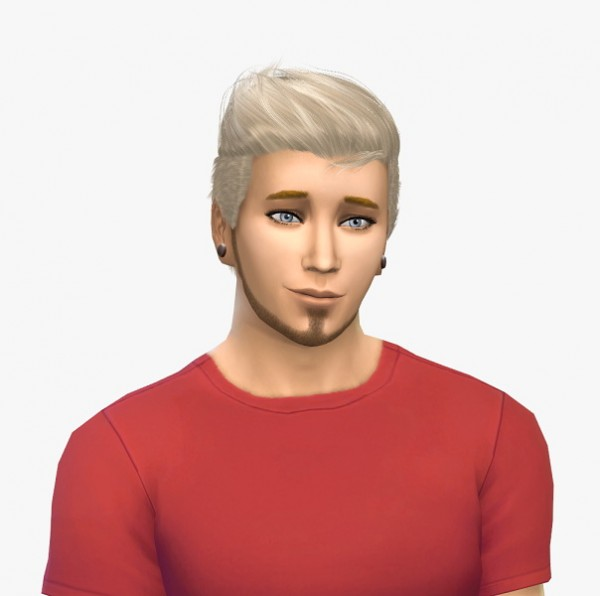 19 Sims 4 Blog: Maximilian Black