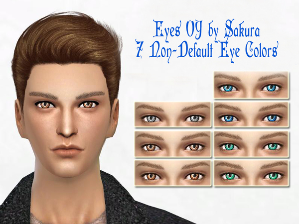 The Sims Resource: Eyes 09 Non Default