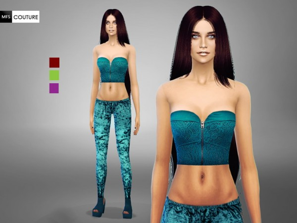 MissFortune Sims: Neptune's Daughter Collection