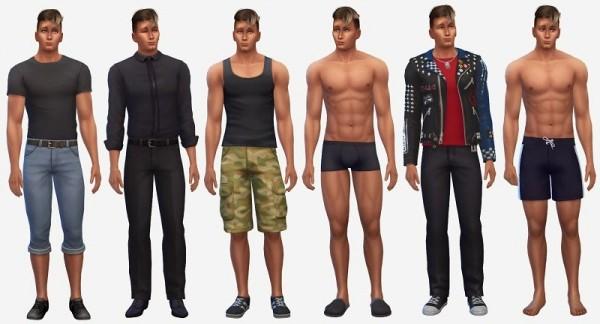 19 Sims 4 Blog: Steven Koch