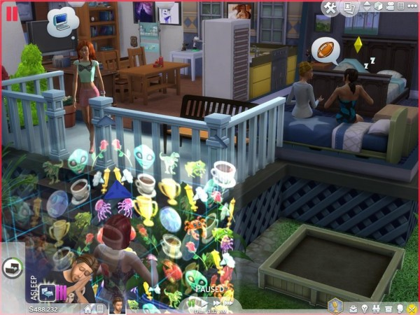 Mod The Sims: Invite Into Home Indefinitely by Shimrod101