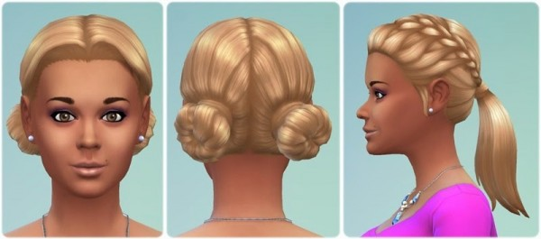 Annetts Sims 4 Welt New Clothes And Hairstyles Sims 4 Downloads