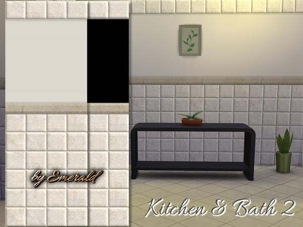 The Sims Resource: Kitchen & Bath 2
