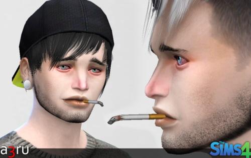 A3ru Cigarette Sims 4 Downloads