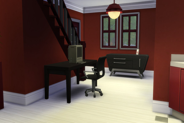 Blackys Sims 4 Zoo: Starter house Rubin by Mystril