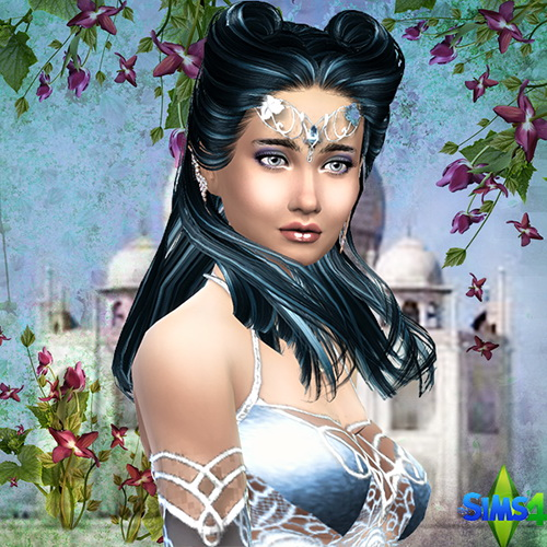Les Sims 4 Passion: Indissi KHEILMA