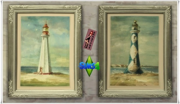 Annett`s Sims 4 Welt: Pictures Lighthouse