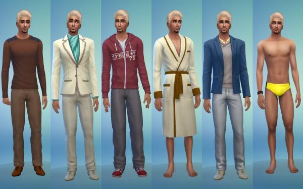 Ihelen Sims: Nicholas by ihelen
