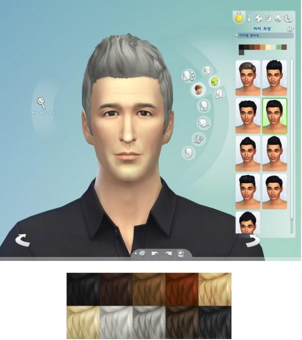 Rusty Nail: Dreamyflip hair