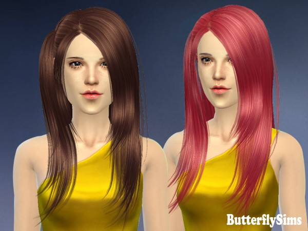 Butterflysims: Hair 033 by Butterfly
