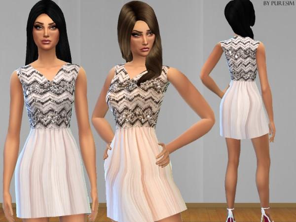 Pure Sim: A lovely sweet dress