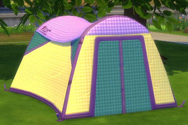 ... Blackys Sims 4 Zoo Karo Leinen tent by mammut ... & Blackys Sims 4 Zoo: Karo Leinen tent by mammut u2022 Sims 4 Downloads