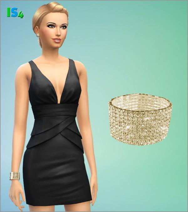Irida Sims 4: Bracelet 1 I
