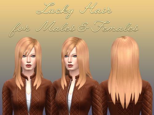 NotEgain: Lucky Hair