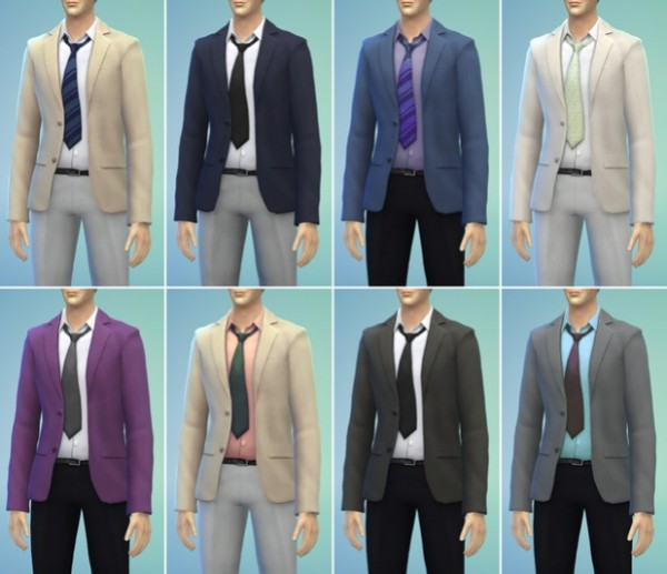 Rusty Nail: Business suit retouch V4