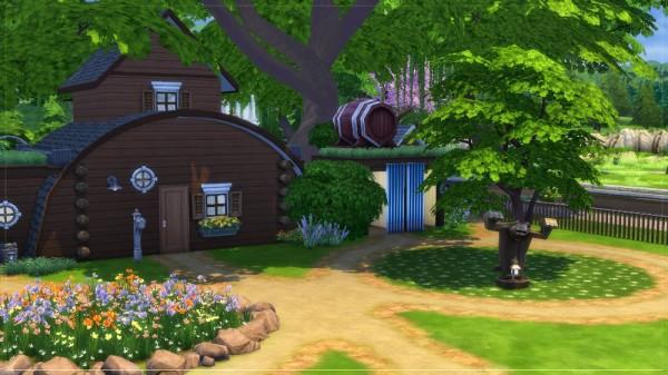 Ihelen Sims House Bear Cartoon 171 Masha And The Bear 187 By